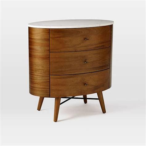 west elm penelope grand nightstand chairish penelope 3 drawer nightstand west elm