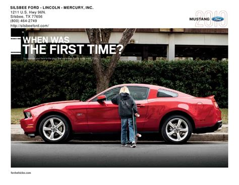 Silsbee Ford by 2010 Ford Mustang Silsbee Ford Lincoln Mercury Inc Near