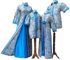 Baju Sedondon Suami Istri 35 model baju muslim pasangan suami istri dan anak terbaru 2018 ok model baju keluarga terbaru