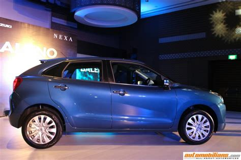 Maruti Suzuki Diesel Price In Pune Maruti Suzuki Baleno Launched In India At Rs 5 08 Lakhs