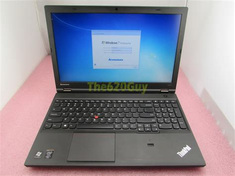 Laptop Lenovo W540 lenovo thinkpad w540 laptop 15 6 i7 4900mq 2 80ghz