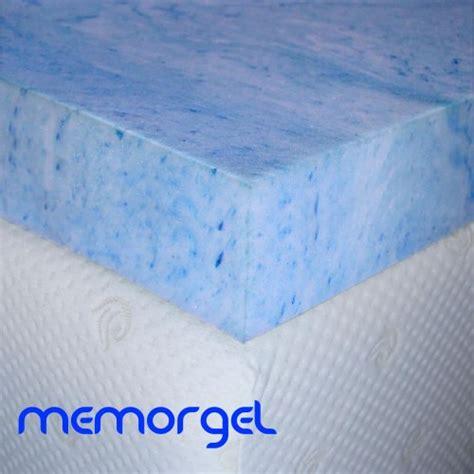 Best Cooling Gel Mattress Pad by Reviews Memorgel 4 Inch King Size Cooling Gel Foam