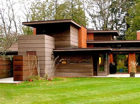 usonian house bernard schwartz house 1939 usonian style two rivers