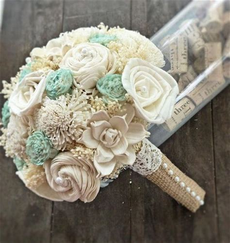 Handmade Wedding Bouquet - 27 do it yourself bouquets ideas diy to make