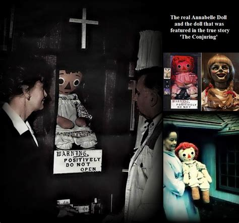 annabelle doll pantip 17 best images about warrens the conjuring on