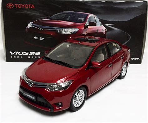 Kaca Spion Mobil Toyota Vios jual miniatur toyota vios 1 18 diecast original paudi