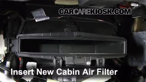 cabin filter replacement mazda 6 2009 2013 2013 mazda 6