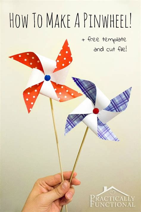 How To Make Paper Windmills - best 25 paper windmill ideas on windmill diy