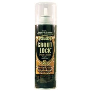 sci 15 oz grout lock aerosol grout sealer discontinued 95