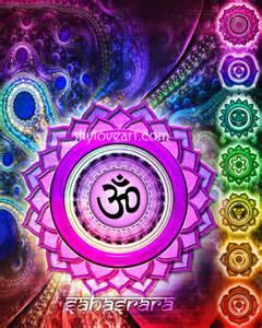 sahasrara chakra journey unity michelle cross