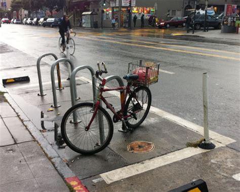 1 south ness avenue 7th floor san francisco ca bike corrals on bike parking sf better streets