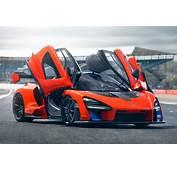 New 2018 McLaren Senna Review  Pictures Auto Express