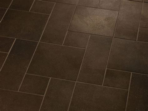 brown floor tiles bathroom brown tile home interior pinterest