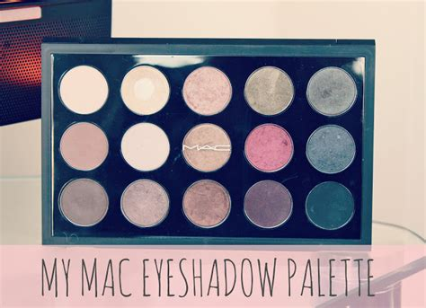Mac Eye Shadow Collection my mac eyeshadow collection swatches 15 pan pro