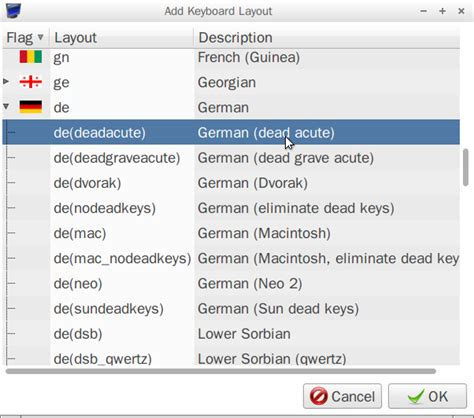 keyboard layout lubuntu switching keyboard layouts in lubuntu 11 10 ask ubuntu
