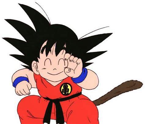 imagenes de goku tierno test 252 ber dragon ball speziell son goku