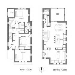 Skinny House Plans Chuck S House Kuhn Riddle Architects