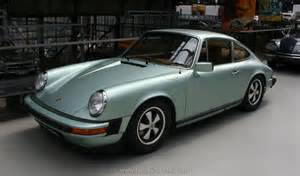 Porsche 911s 1973 Porsche 1973 911 S The History Of Cars Cars