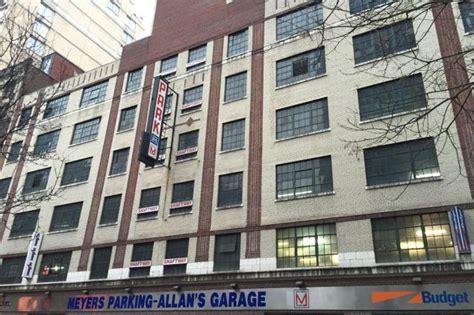 parking garage upper east side