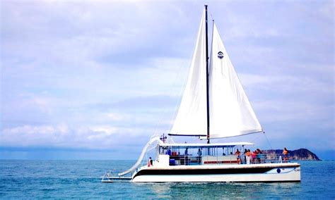 catamaran charters in costa rica luxury tom cat ii cruising catamaran charter in costa