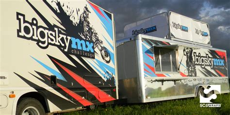 Boat Wall Stickers big sky mx rv and trailer 183 scs wraps