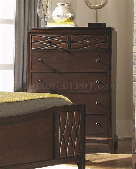 salisbury bedroom furniture salisbury 203301 bedroom in rich brown by coaster w options