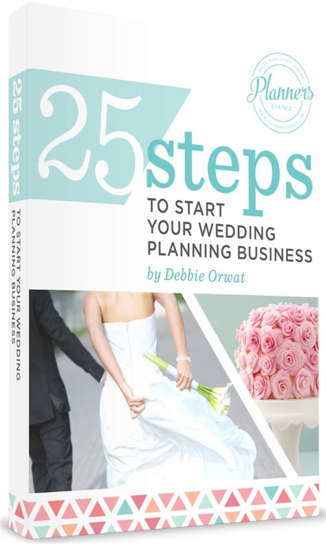 start your wedding planning business