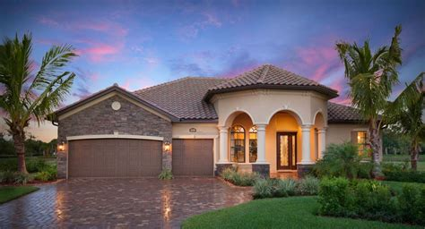 Luxury Tuscan House Plans bonita national estate homes new home community bonita