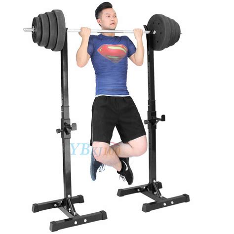 bench squat strength power lifting rack squat bench deadlift curl pull