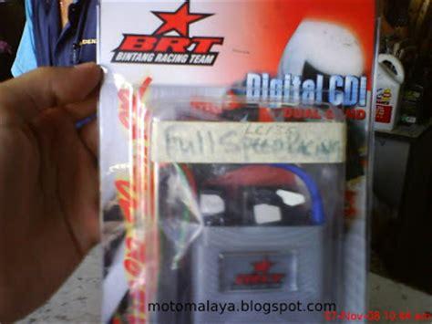 Switch Cdi Brt Dual Band motomalaya brt tune up racing cdi dual band unit for