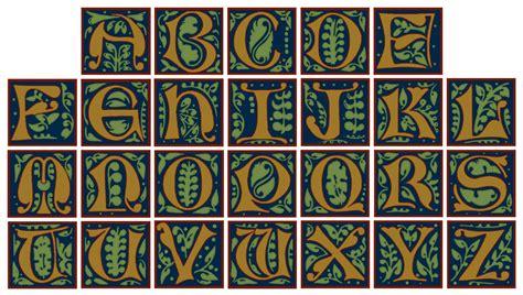 printable illuminated letters alphabet illuminated manuscript letters alphabet www imgkid com