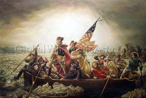 george washington painting boat emanuel gottlieb leutze george washington crossing the
