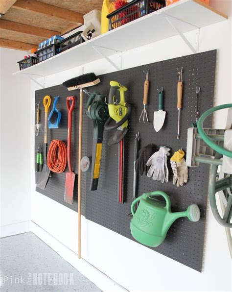 garage organizing ideas pictures 12 clever garage storage ideas from highly organized