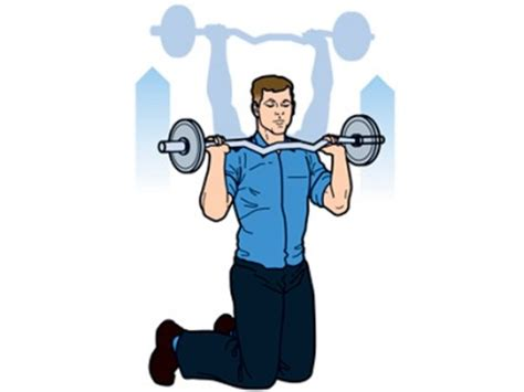 bench press with ez curl bar pictures with the exercises workout template 1