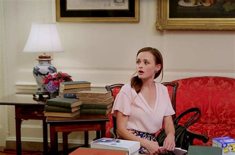Rory Gilmores Book Club by Rory Gilmore Totally Nerded Out Books With Obama