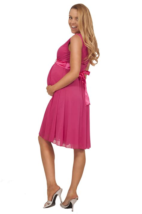 Maternity Bridesmaid Dress by Maternity Bridesmaid Wedding Formal V Neck