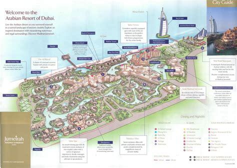 jumeirah resort map madinat jumeirah dar al masyaf map