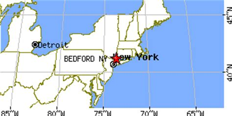 bedford new york bedford new york ny population data races housing