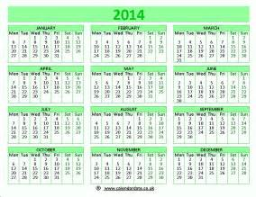 Calendar 2014 Uk Template by 2014 Monthly Calander South Africa Html Autos Post