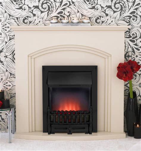 Truro Fireplace by Adam Truro With Adam Black Blenheim Electric