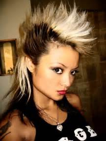 Punk girl hair styles new styles
