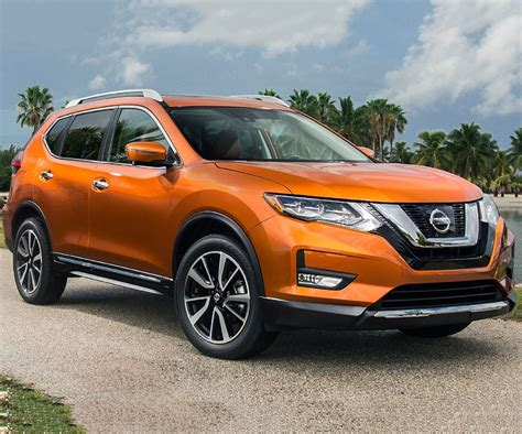 New Nissan Rogue by 2017 Nissan Rogue Fresh Update Include New Styling