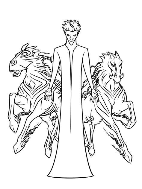 imagenes justicia para colorear dibujos para colorear el origen de los guardianes