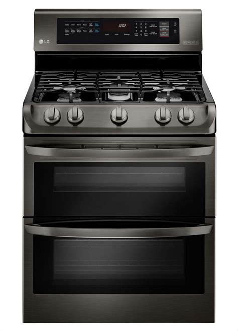 lg electronics 6 9 cu ft oven gas range with