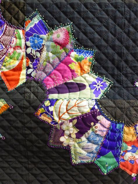 Japanese Patchwork Quilts - 38 best images about dresden plate on