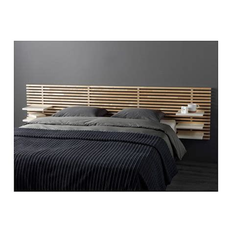 Ikea King Headboard Mandal Headboard Birch White 94 1 2 Without The Shelves For A King Mi Casa Pinterest