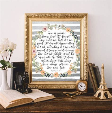 Wedding Bible Verses Is Patient Is by Bible Verse Wedding Quotes Bible Verse Wall Christian