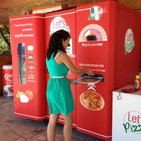teks prosedur membuat pizza pizza vending machine mesin layan diri pizza secepat 3