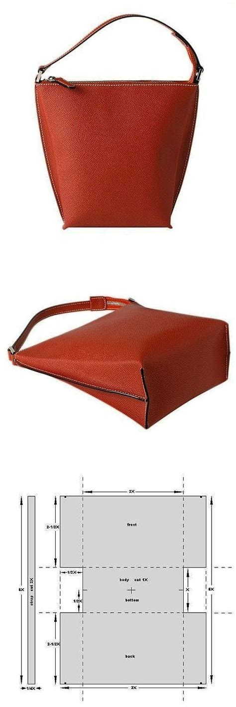 leather paper bag pattern de 2362 b 228 sta sl 246 jd bilderna p 229 pinterest kaffe