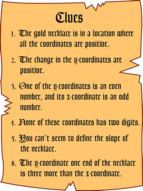 Math Treasure Hunt Worksheet Classroom Scavenger Hunt